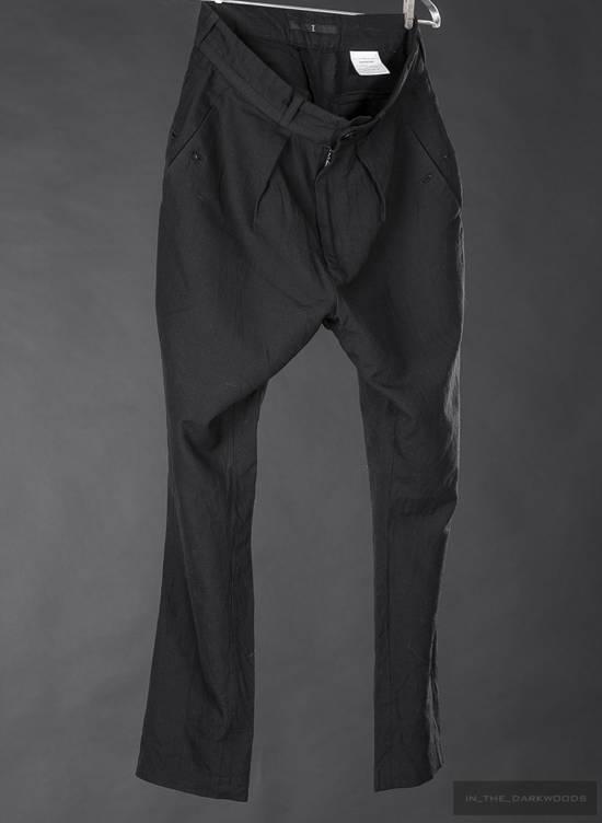 Julius 2013SS silk/wool blend pants Size US 30 / EU 46 - 1