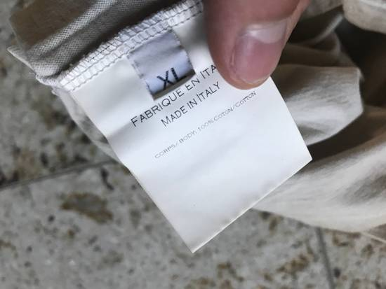 Balmain Distressed Khaki LS Tes Size US XL / EU 56 / 4 - 9
