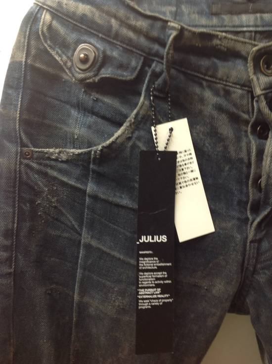 Julius Julius Gothik Denim Size US 30 / EU 46 - 1