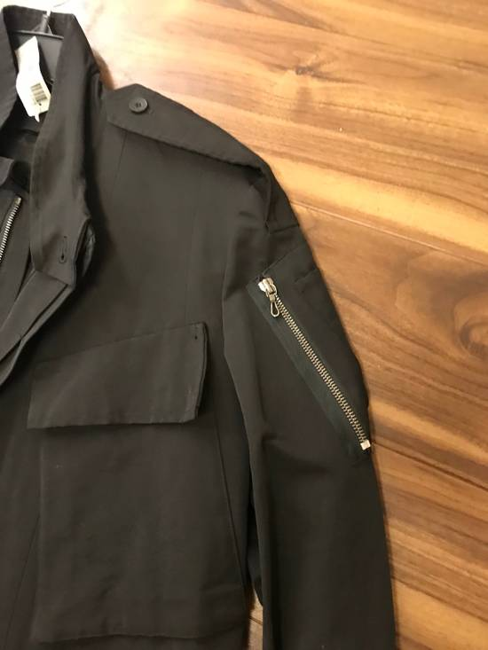 Julius 577BLM10 Gross Grain Multi Pocket Jacket Size US S / EU 44-46 / 1 - 4