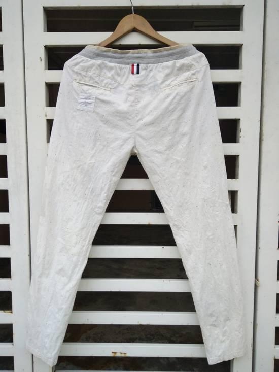 Thom Browne FINAL DROP!! RARE!! Thom Browne Unisex Polka Dot Sweatpants US 32 / EU 48 Size US 32 / EU 48 - 1