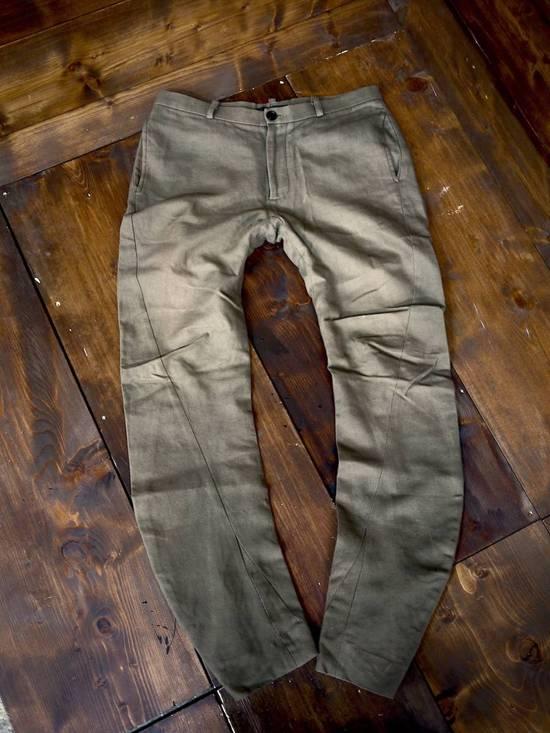 Julius AW06 Twisted Seam Pants Size US 34 / EU 50