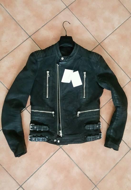 Balmain Biker Blouson Jacket Size US M / EU 48-50 / 2