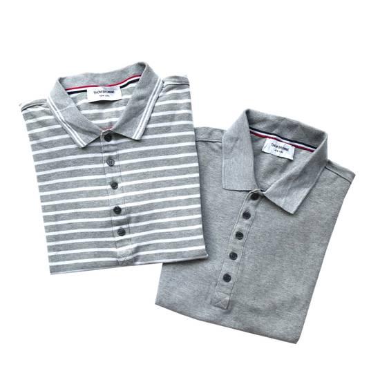 Thom Browne Get 2 Thom Browne Short Sleeve Polo Shirt Size US S / EU 44-46 / 1