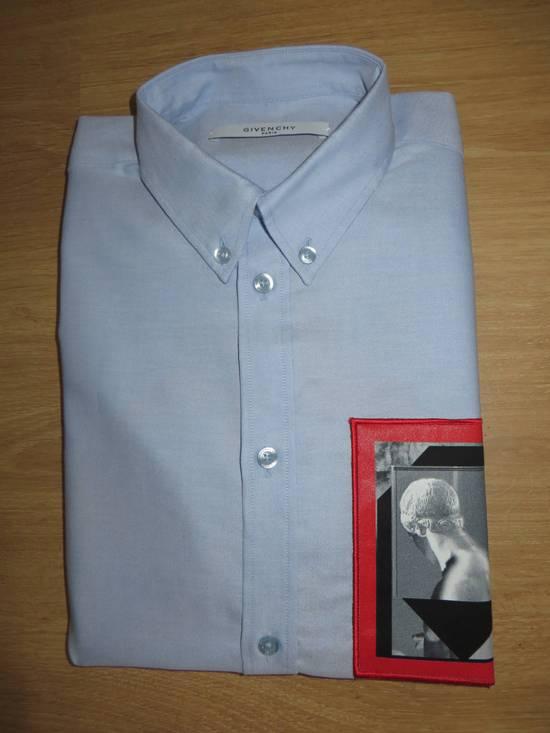 Givenchy Cube and romantic print shirt Size US S / EU 44-46 / 1 - 13