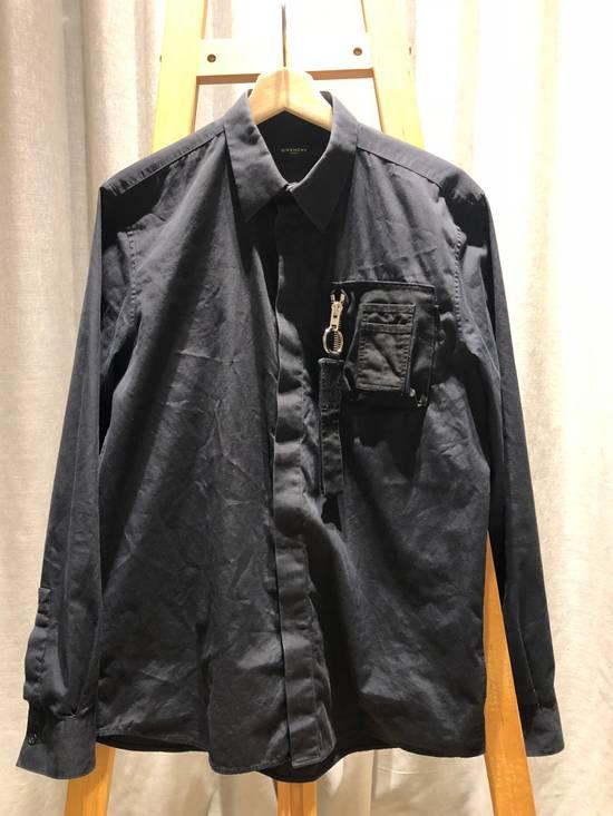 Givenchy zip front pocket shirt Size US M / EU 48-50 / 2