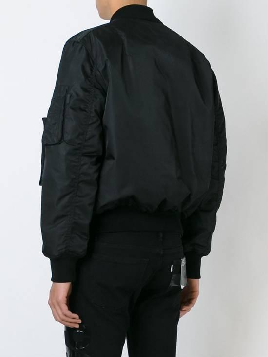 Givenchy 3500$ Black Jesus Print Bomber Jacket Size US M / EU 48-50 / 2 - 2