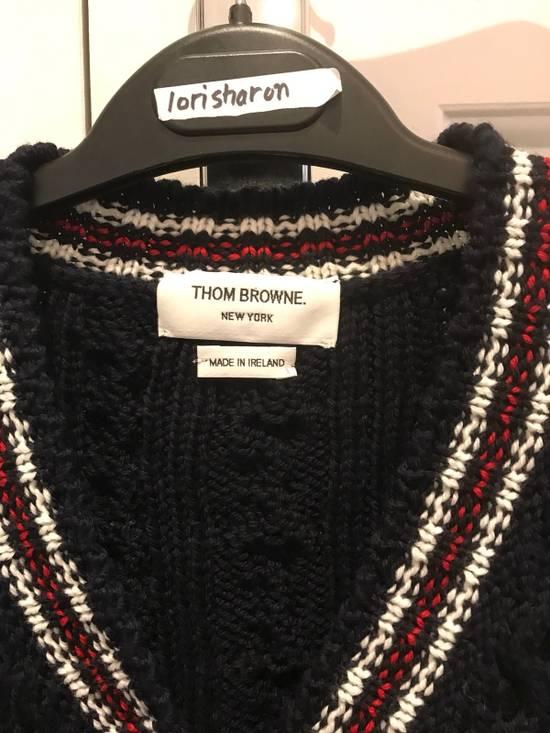 Thom Browne Wool Cardigan Size US XS / EU 42 / 0 - 1