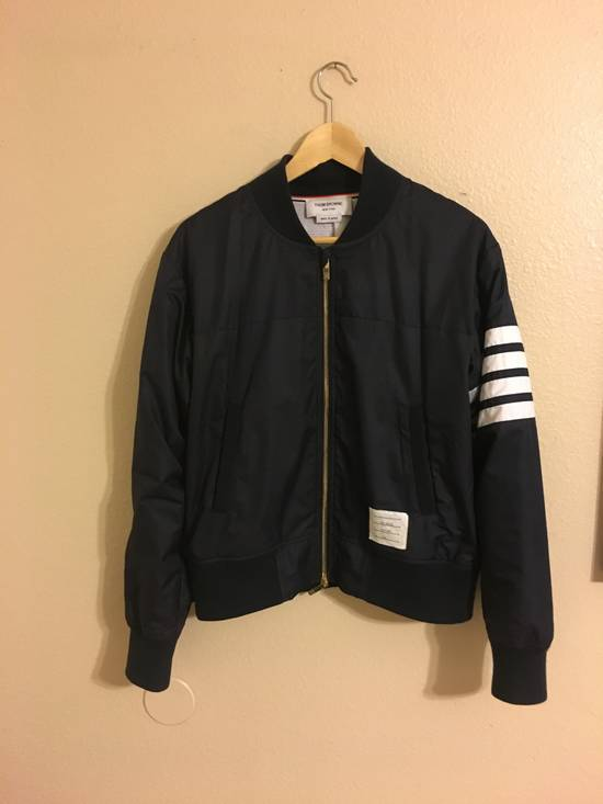 Thom Browne Thom brown navy bomber jacket Size US S / EU 44-46 / 1