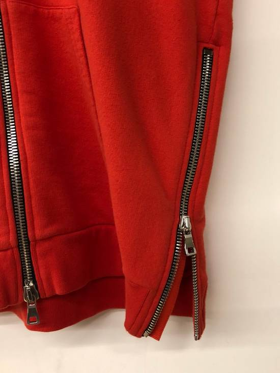 Balmain Balmain Sleeveless Zipped Up Hoodie Size US M / EU 48-50 / 2 - 1