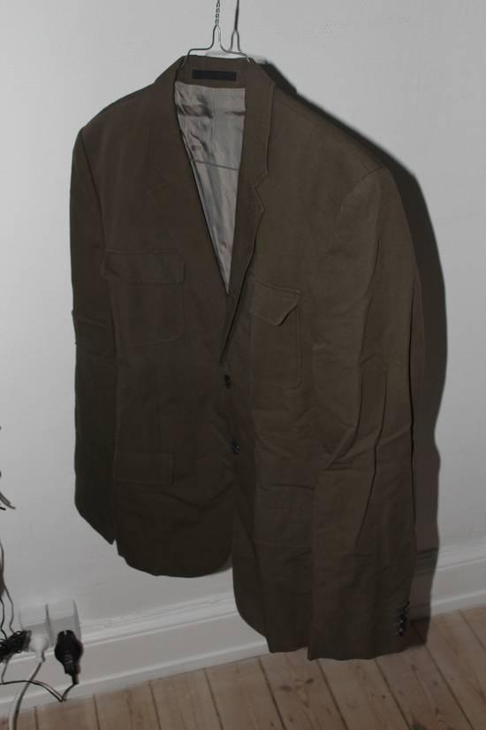 Givenchy Khaki blazer/jacket sz 52 Size US L / EU 52-54 / 3