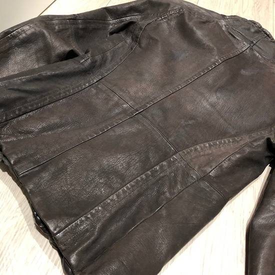 Julius Julius Goat Skin Leather Jacket Size US S / EU 44-46 / 1 - 17
