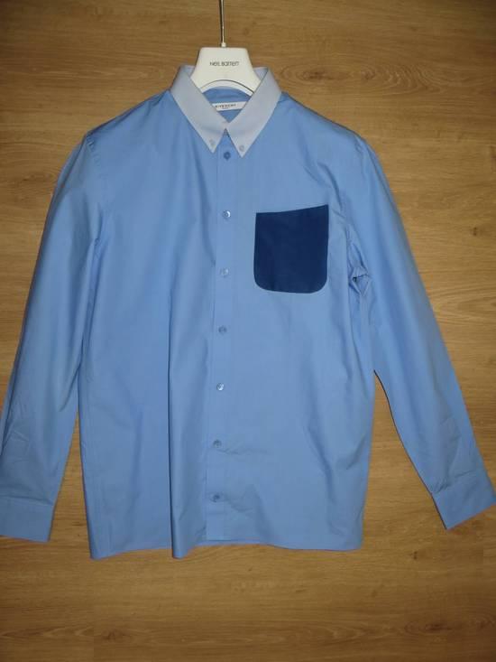 Givenchy Silk pocket shirt Size US L / EU 52-54 / 3 - 6