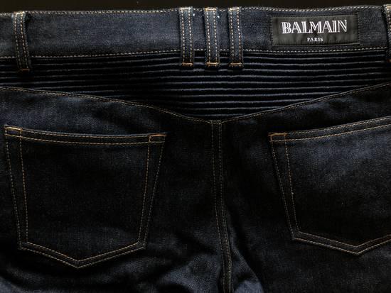 Balmain Brand New Blue Jean Size US 30 / EU 46 - 2