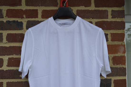 Givenchy Red Hem Logo T-shirt Size US S / EU 44-46 / 1 - 2