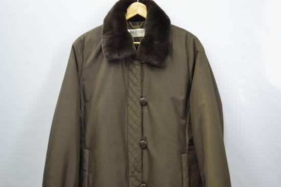Balmain BALMAIN Jacket Pierre Balmain Jacket Vintage Balmain Paris Fur Lining Collar Button Jacket Size M-L Size US L / EU 52-54 / 3 - 2