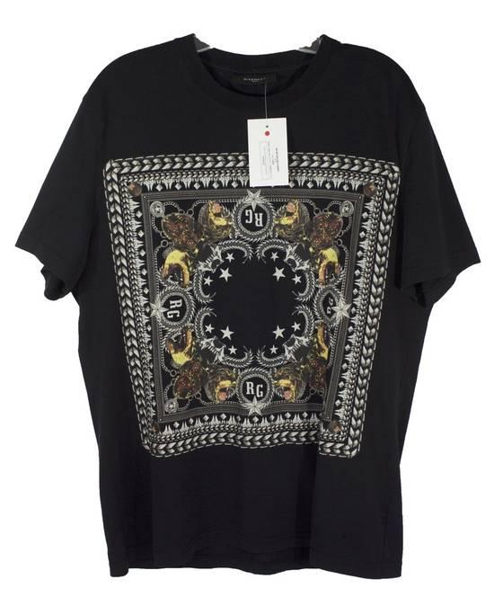 Givenchy Black Rottweiler RG T-Shirt Size US XL / EU 56 / 4
