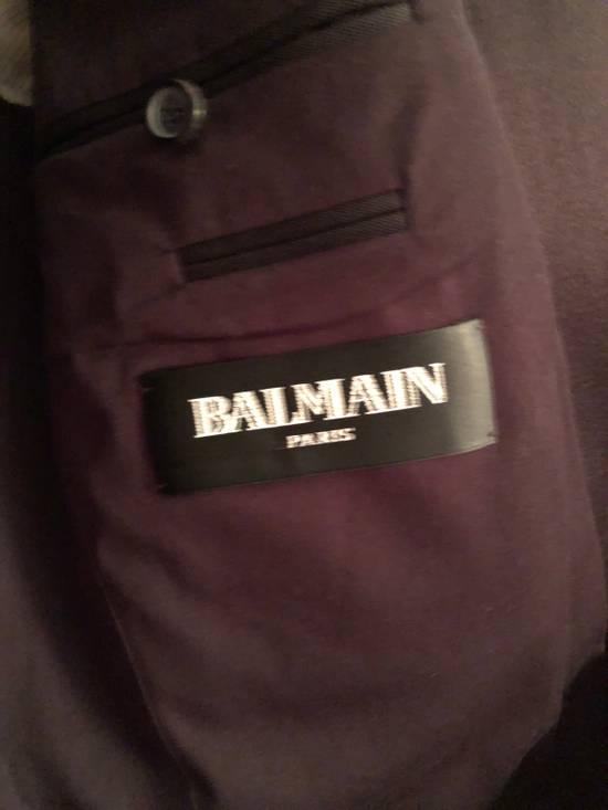 Balmain Balmain Jacket with satin lapel Size 50R - 2