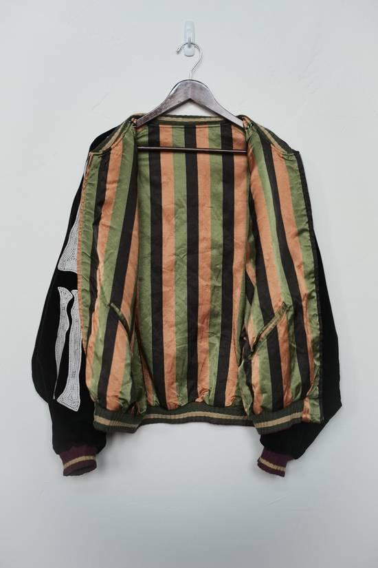 Kapital Reversible Skeleton Souvenir/Bomber Jacket Size US XL / EU 56 / 4 - 2