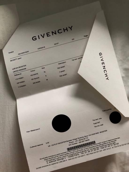 Givenchy New Givenchy Men's White Judas T'shirt Size US L / EU 52-54 / 3 - 5