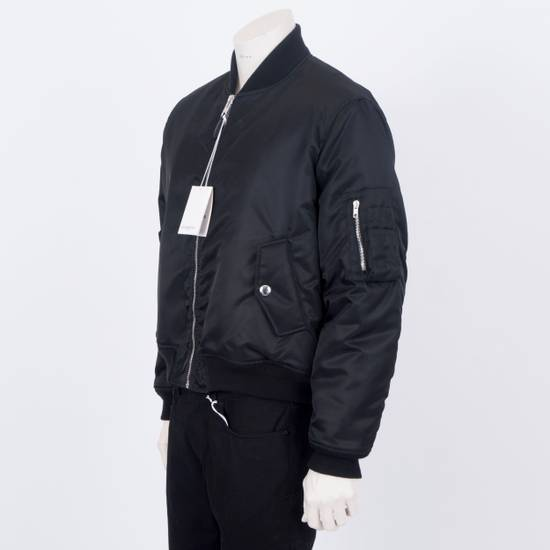 Givenchy 2550$ New Black Padded Nylon Illuminati Patch Bomber Jacket Size US L / EU 52-54 / 3 - 3