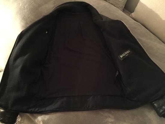 Balmain Biker Jacket Size US S / EU 44-46 / 1 - 4