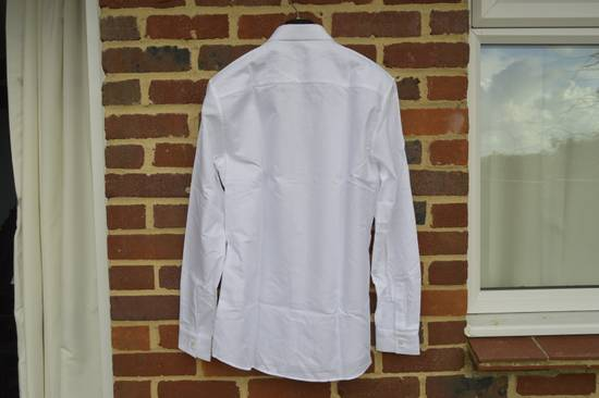 Givenchy White Chest Star Shirt Size US L / EU 52-54 / 3 - 7