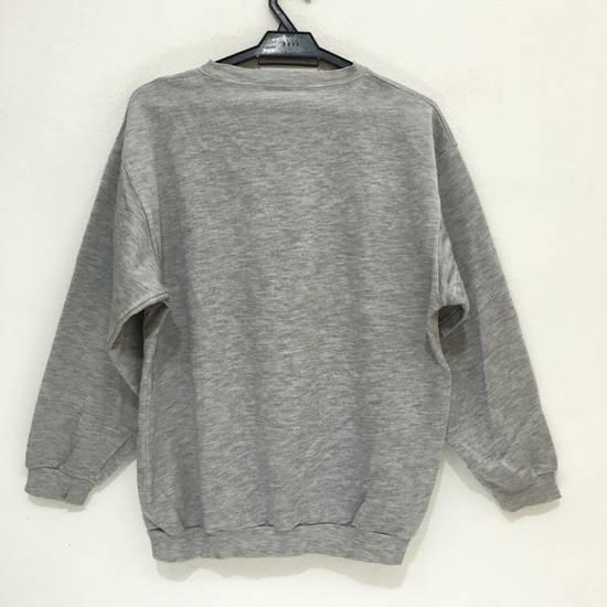 Balmain Vtg PIERRE BALMAIN PARIS Big Logo Made In JAPAN Gray MEDIUM Sweatshirt Jumper Size US M / EU 48-50 / 2 - 4