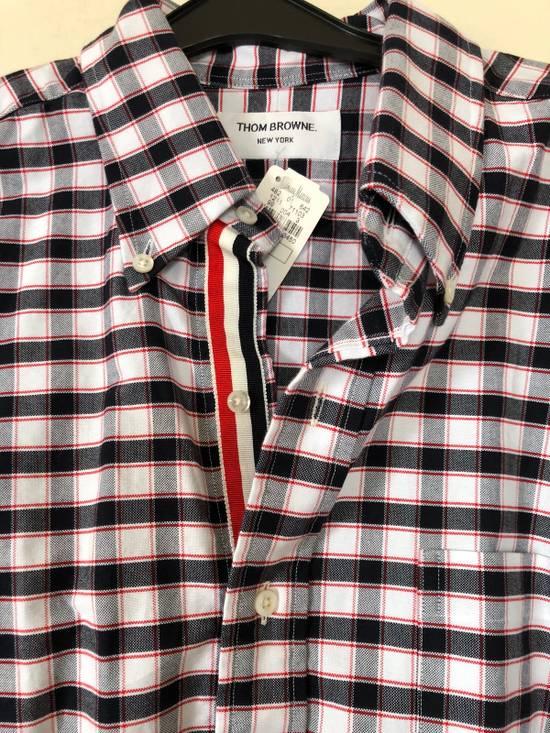 Thom Browne Check Shirt Size US L / EU 52-54 / 3 - 1