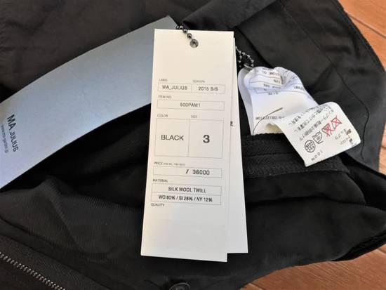 Julius Julius 7 MA 2015ss silk pants, size 3 (fits 32 Max) Size US 32 / EU 48 - 10