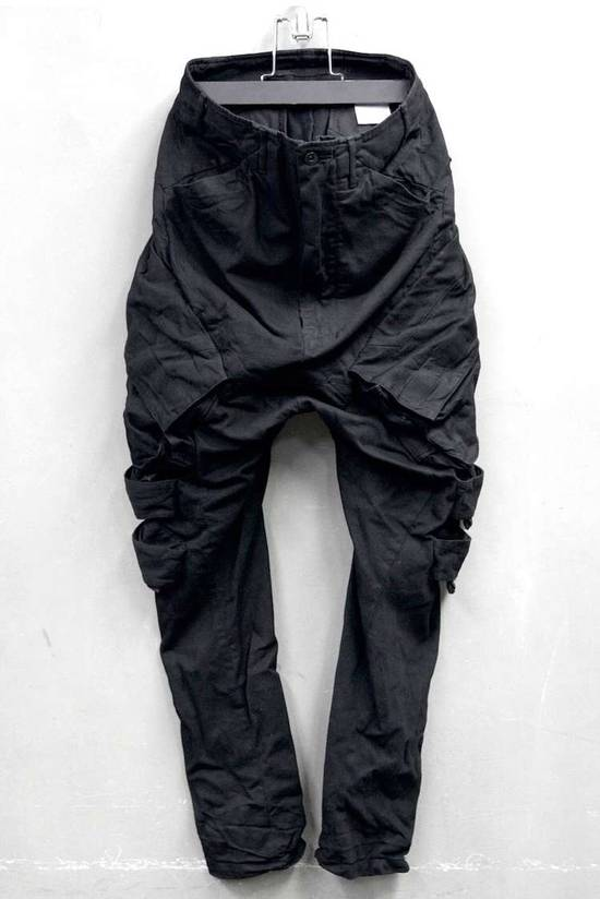 Julius Julius 'Prism' Drop Crotch Cargo Pants Size US 30 / EU 46