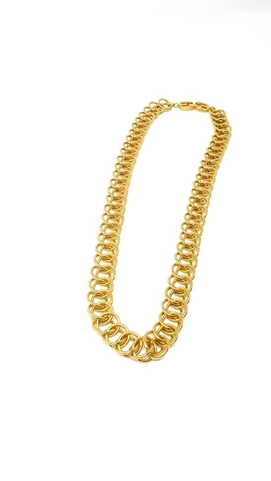 Givenchy Gold plated necklace Size ONE SIZE