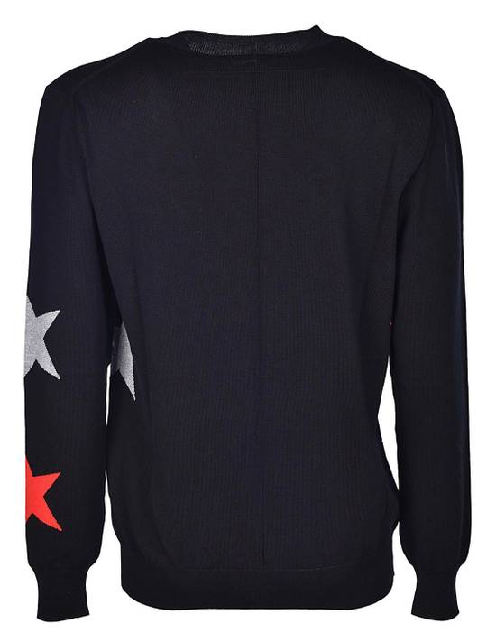 Givenchy Brand New Givenchy Star Embroidered Sweater Size US L / EU 52-54 / 3 - 1