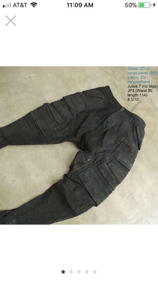 Julius 2014 Ghost Cargos Size US 38 / EU 54 - 1