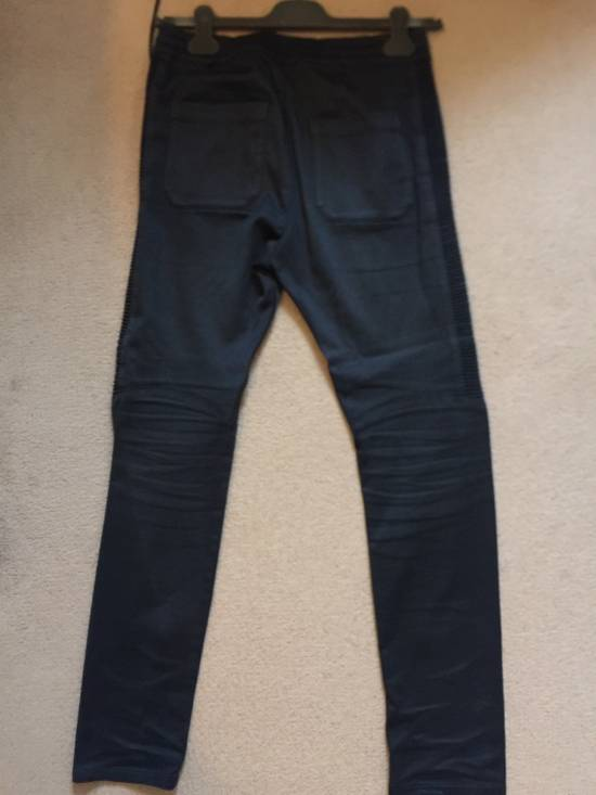 Balmain Balmain Dark Blue Pants Size S Size US 30 / EU 46 - 1