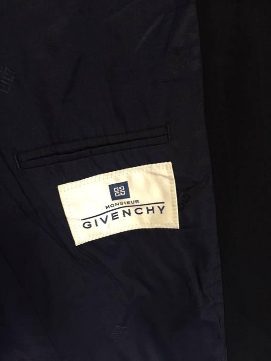 Givenchy Vintage Givenchy Monsieur Black Blazer Size 40L - 6