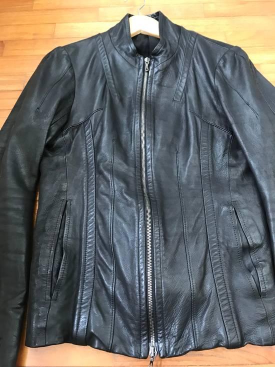 Julius SS12 Edge leather jacket Size US S / EU 44-46 / 1 - 1