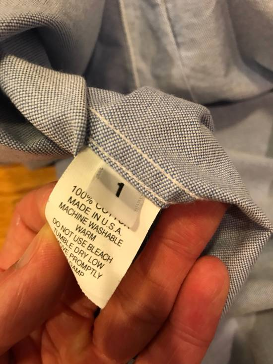 Thom Browne French Cuff Shirt Size US S / EU 44-46 / 1 - 4