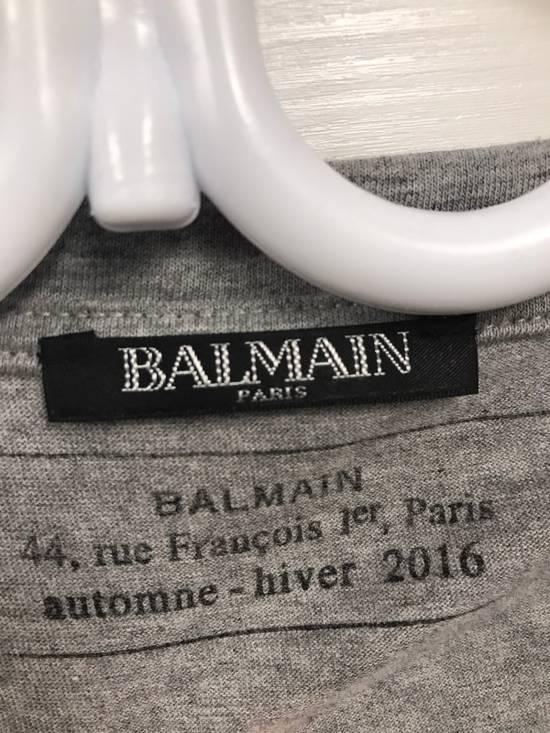 Balmain Balmain Logo Tee Size US XL / EU 56 / 4 - 1