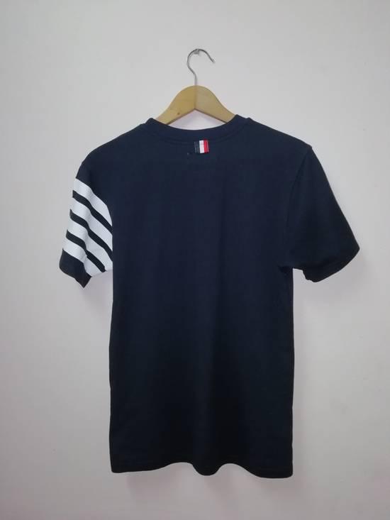 Thom Browne Thom Browne Navy T-Shirt Size US S / EU 44-46 / 1 - 2