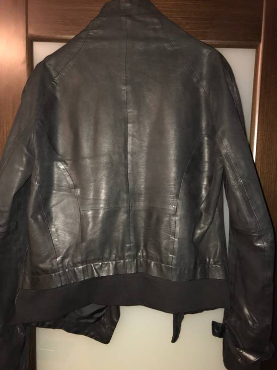 Julius Leather Jacket JP Size 3 Size US L / EU 52-54 / 3 - 7