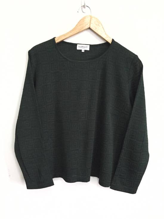 Givenchy Iconic Zucca Monogram LS Shirt Size US M / EU 48-50 / 2 - 1