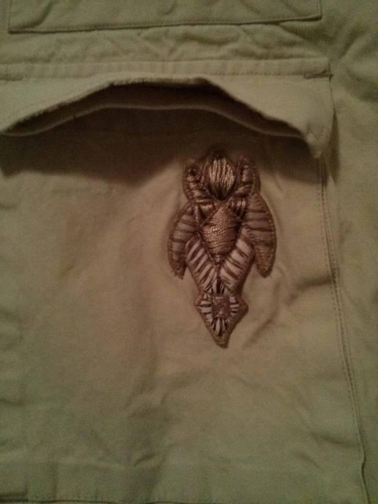 Balmain s/s shirt beige khaki size 50 Size US M / EU 48-50 / 2 - 5