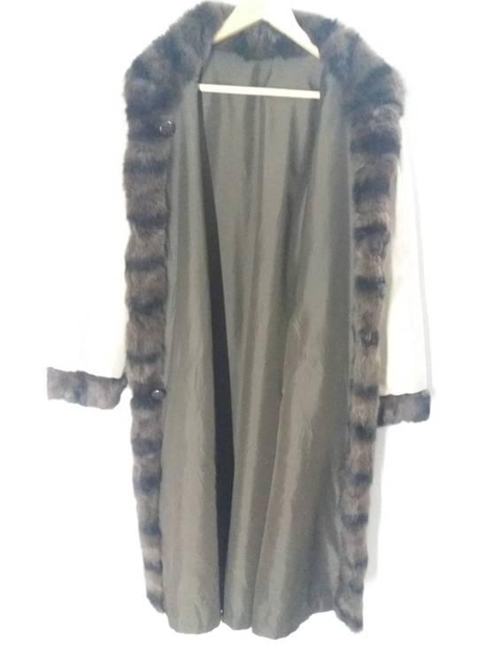 Balmain 🔥 Last Drop!! Balmain Paris Faux Fur Shawl Long Coat Size US M / EU 48-50 / 2 - 4