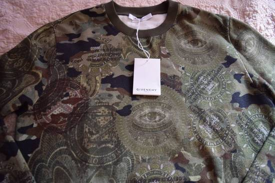Givenchy Givenchy Authentic $890 Green Sweater Size M Cuban Fit Brand New Size US M / EU 48-50 / 2 - 1