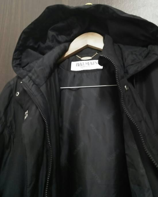 Balmain 💧 last price 💧 Black hoodie jacket Size US M / EU 48-50 / 2 - 7