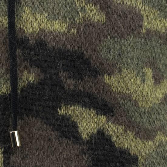 Balmain Camouflage Wool Blend Zip Up Hoodie Size M Size US M / EU 48-50 / 2 - 7