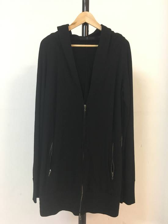Julius Black long hoodie Size US M / EU 48-50 / 2 - 2