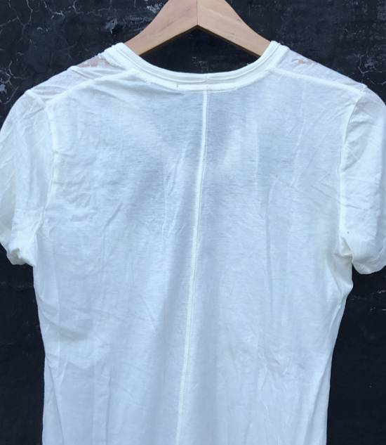 Julius Distressed Silk Blend Jersey Size US S / EU 44-46 / 1 - 4