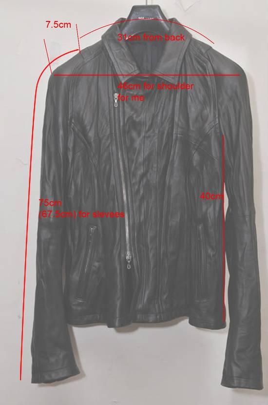 Julius MA_Julius Leather Jacket 2011AW Size US S / EU 44-46 / 1 - 2